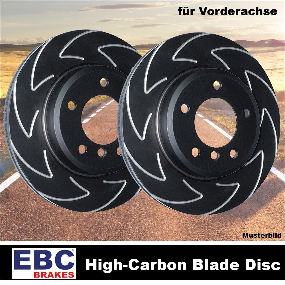 ebc bremsscheiben vorne va high carbon blade disc black. Black Bedroom Furniture Sets. Home Design Ideas